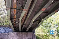 Brücken über die A5 werden ab Donnerstag abgerissen