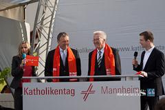 Katholikentag in Mannheim