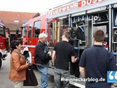 Stefan Wieder ist alter und neuer Feuerwehrkommandant