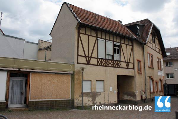 Noch ist unklar, ob hier ein Wohnkomplex oder ein Generationenhaus entsteht.