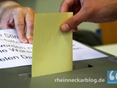 Was macht ein Gemeindewahlausschuss?