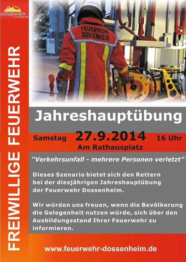 Fyer: Feuerwehr Dossenheim